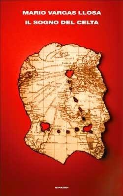 """libro """"Il sogno del Celta"""" edito da Einaudi"""