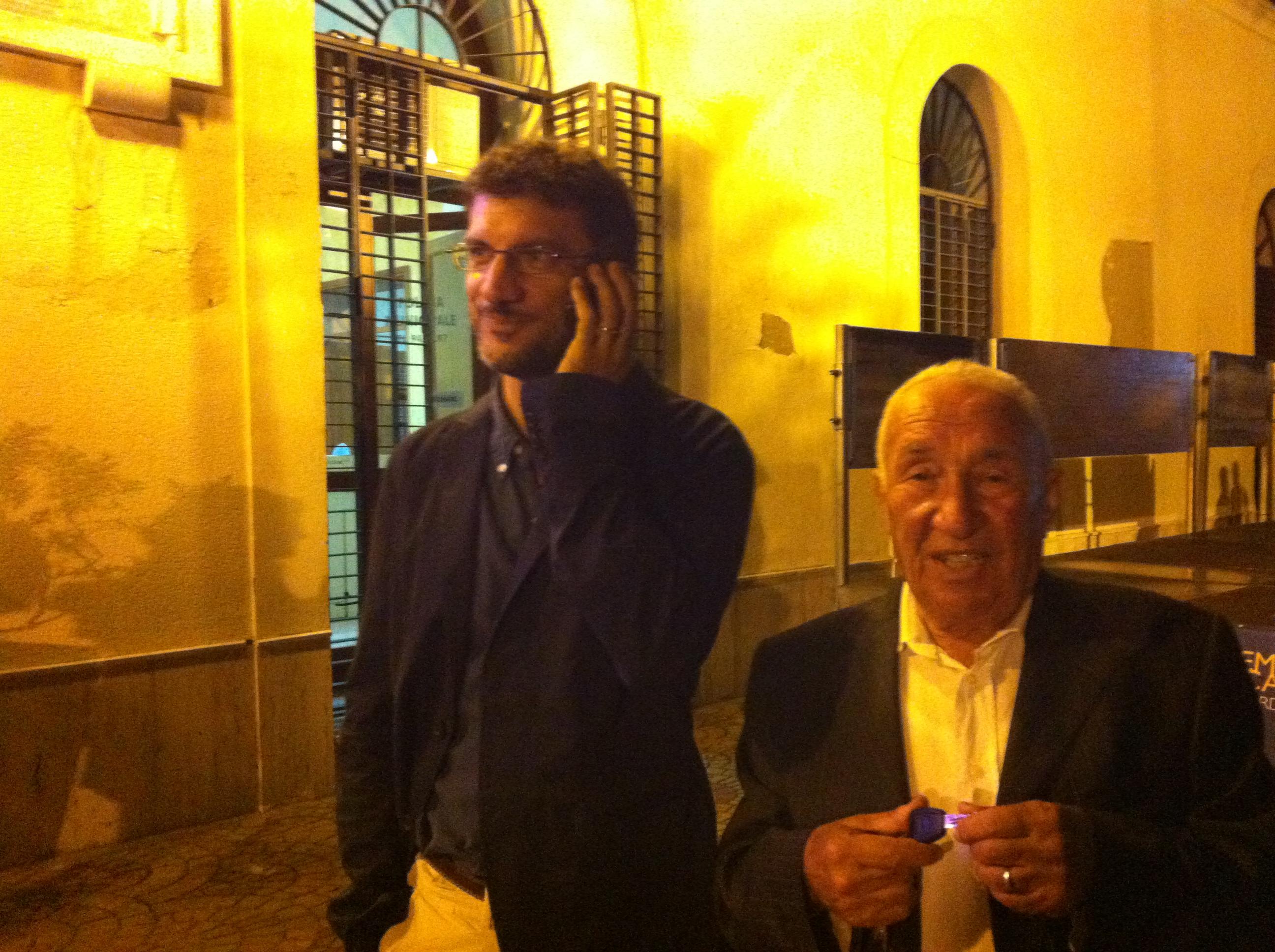 Intervista a Fabio Stassi, vincitore del Premio Racalmare 2013 | Pubblicata su La Sicilia cartaceo