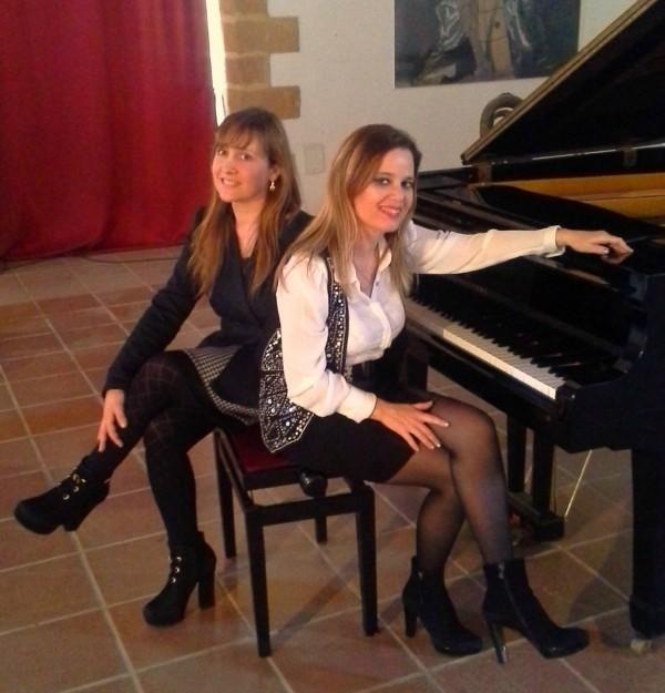 Duo pianistico: Mariarita Pellitteri - Rita Capodicasa