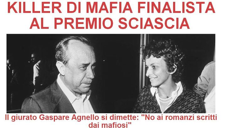 Killer di Mafia Finalista al Premio Sciascia: Rassegna Stampa