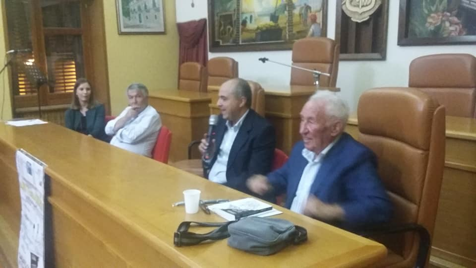 """Presentazione del libro """"La Notte Della Colpa"""" di Vito Catalano"""