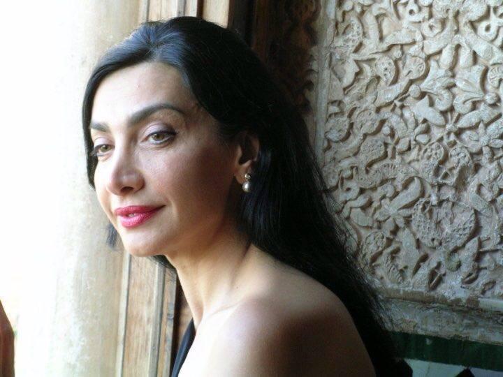 Maram Al  Masri  poetessa della liberta' e dell'amore malato