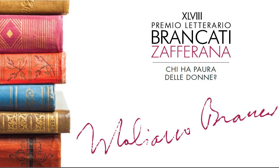 Zafferana, proclamati i vincitori del premio letterario Brancati 2017