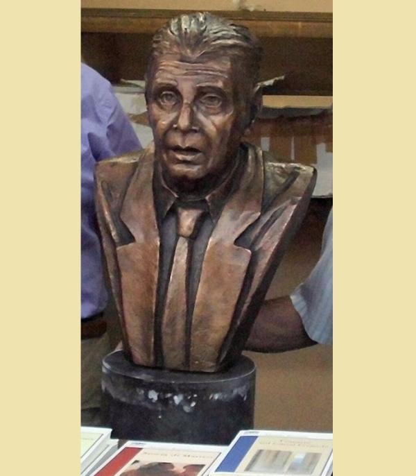 bronzo russello