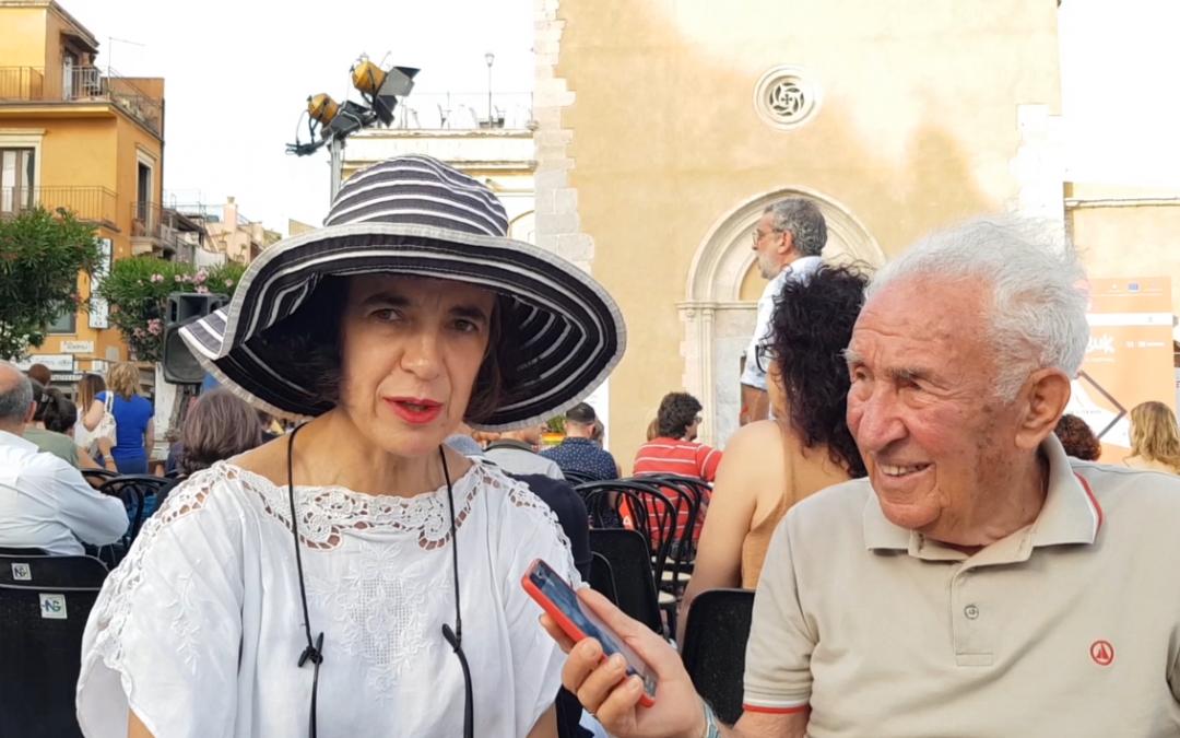 Intervista a Giovanna Giordano al #Taobuk