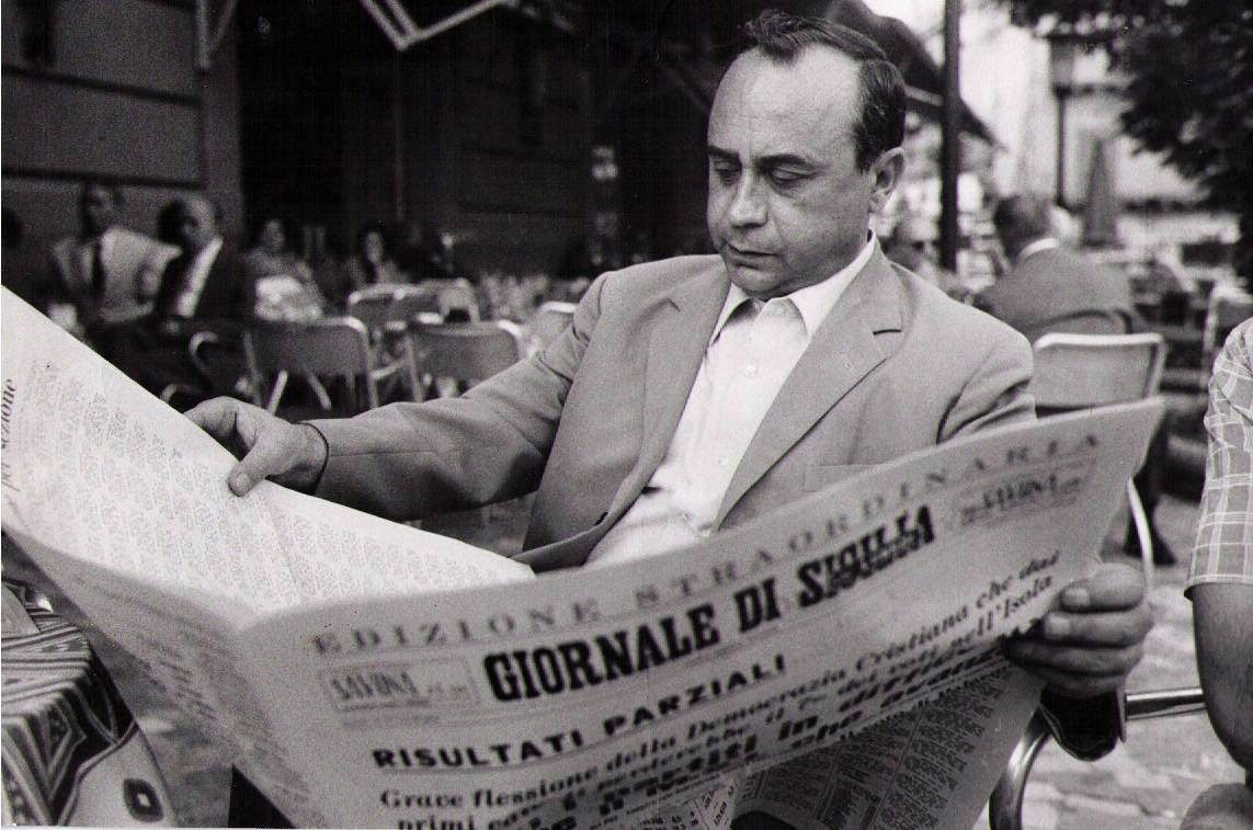 Il Quarantotto Da Gli Zii Di Sicilia Di Sciascia. Recensione Di Rosalia Centinaro
