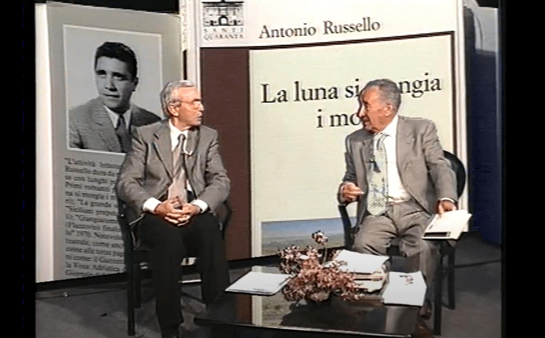 La luna si mangia i morti di Antonio Russello al TAOBUK 2020