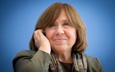 Taobuk 2020: A Svetlana Aleksievič il Taobuk Award for Literary Excellence