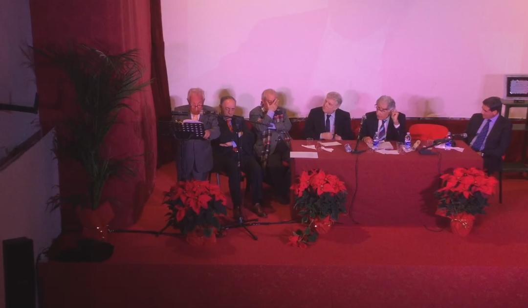 VIDEO Cittadinanza Onoraria a Matteo Collura. Recensione BALTICO