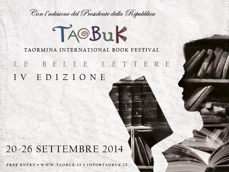 TAOBUK 2014: 20/26 settembre